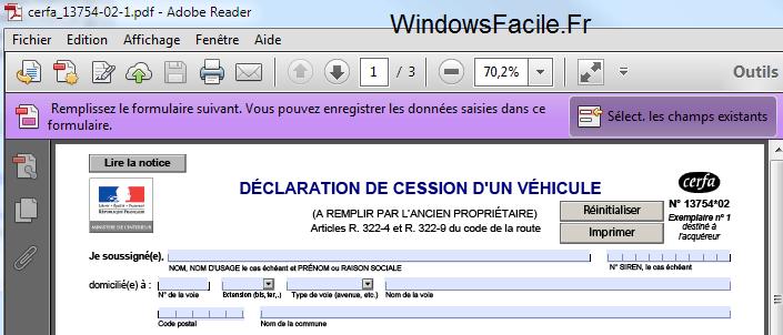 Firefox: los formularios PDF no funcionan