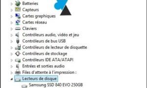 Buscar la referencia del disco duro o SSD