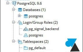 Instalación de un servidor PostgreSQL 9 en Windows