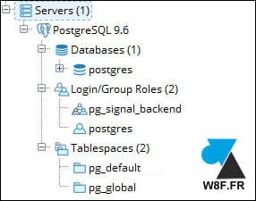 Instalación de un servidor PostgreSQL 9 en Windows