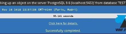 Importar y exportar una base de datos PostgreSQL con pgAdmin