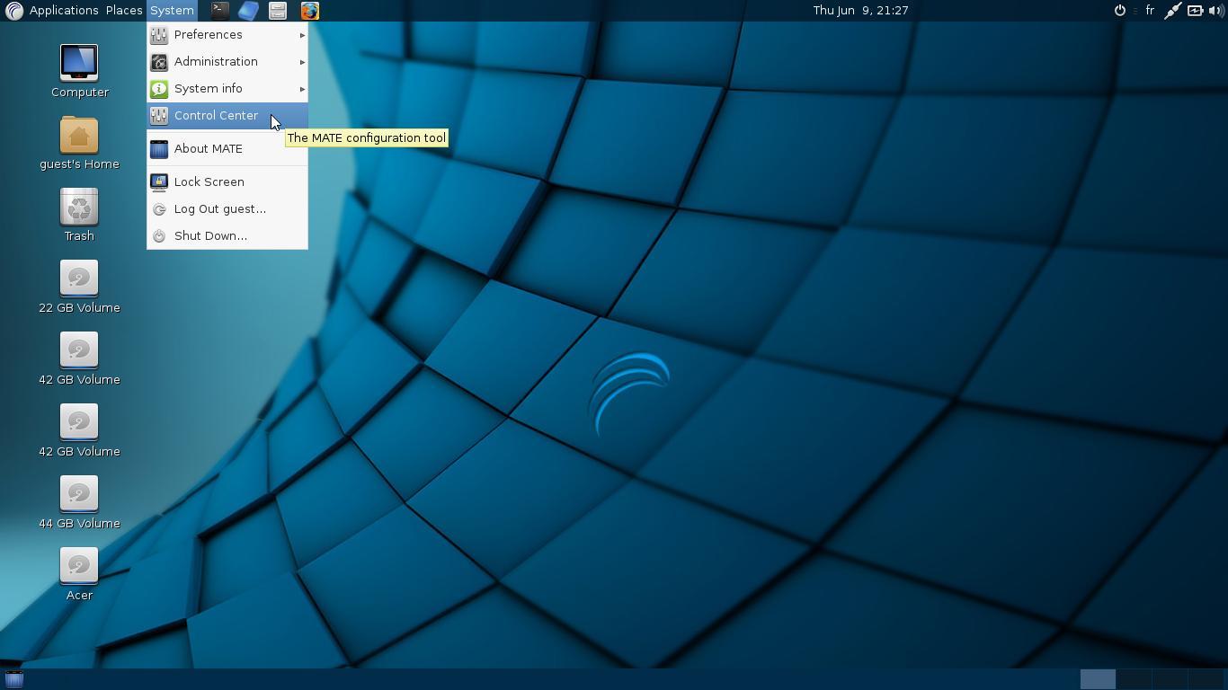 Lleve todo Linux en una llave USB