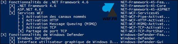 Instalar funciones y características de Windows Server en PowerShell