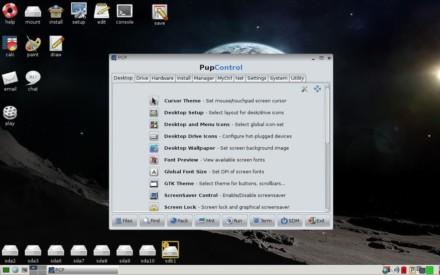 Lanzamiento de Puppy Linux 5.4 Slacko edition