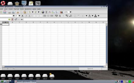 Puppy Linux 5.6 Slacko Small Distribution Edition a probar