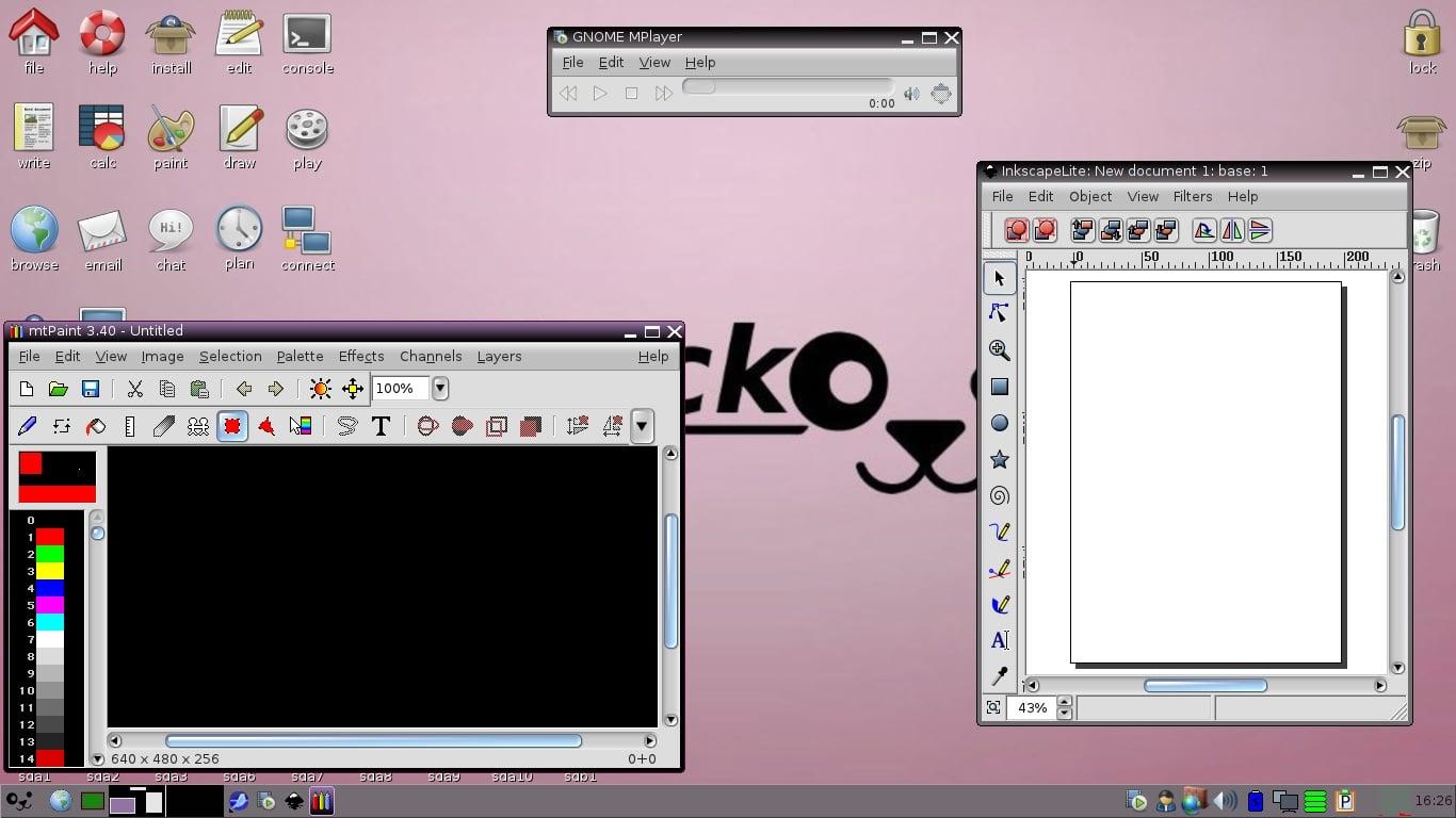 """Lanzamiento de Puppy Linux 5.3.3.3 Edición """"Slacko"""