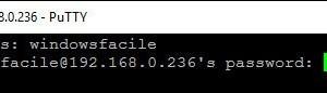 Ubuntu / Debian: instalar el servidor SSH