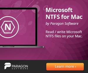 Formateo en NTFS bajo Mojave macOS (10.14)
