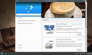 Escorpión Q4OS con plasma Trinity o KDE