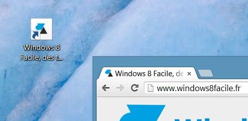 Cree accesos directos a sus sitios web favoritos