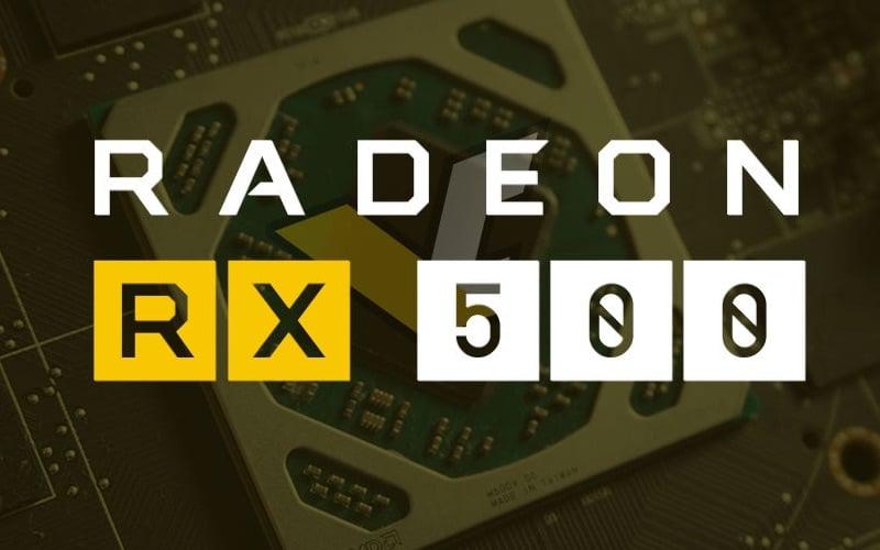 Radeon RX 550, 560, 570 y 580: AMD lanza cuatro nuevas tarjetas gráficas