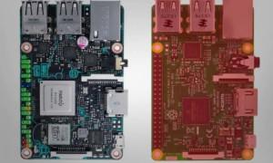 Frambuesa Pi: Asus lanza su potente alternativa lista para 4K, la Tinker Board
