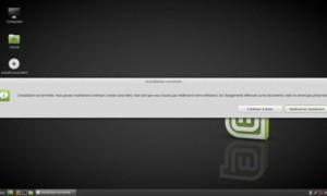 Instale Linux Mint 18.3 en su ordenador