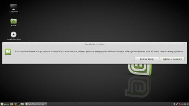 Instale Linux Mint 18.3 en su ordenador 188