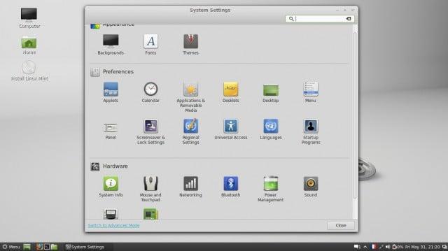 Linux Mint 15 Olivia está aquí