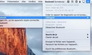 Reparación de Bluetooth en Mac OS X El Capitan (10.11)