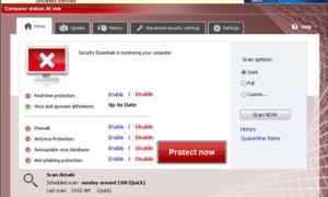 Rogueware: Tenga cuidado con el software antivirus falso
