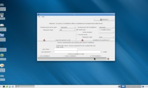 Salix Live 14.2.1 con el entorno de escritorio XFCE