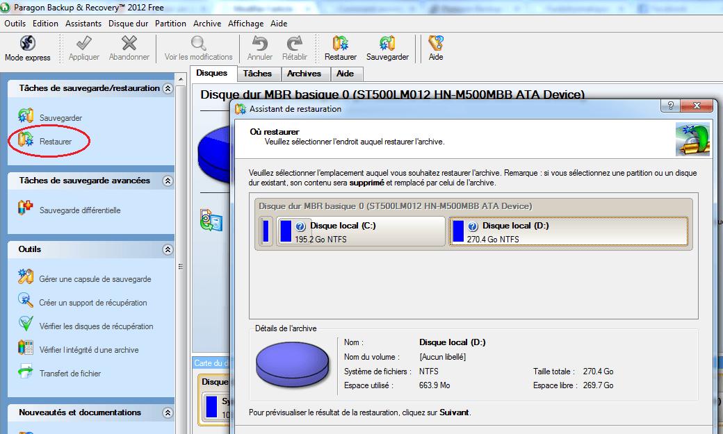 ¿Cómo hacer una copia de seguridad y restaurar todos los datos de su PC?