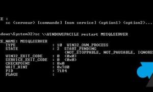 Iniciar y detener de forma remota un servicio de Windows