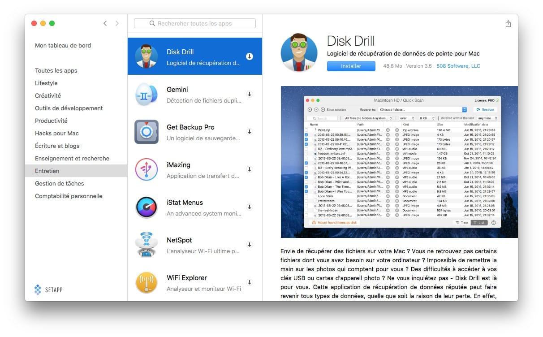 Setapp para Mac: acceso ilimitado a 100 aplicaciones ($9.99/mes)!