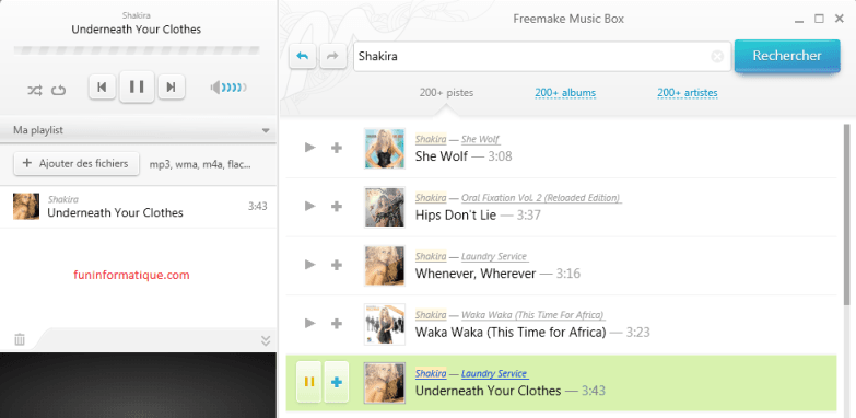 Escucha tus canciones favoritas gratis y legalmente
