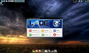Simplicidad otra distribución con LXDE