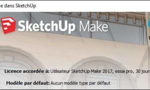 Instala el software de modelado gratuito de SketchUp