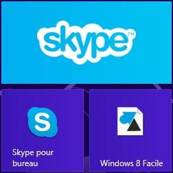 Envío de archivos con Skype para Windows 8