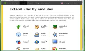 Slax 7.0.4 una nueva actualización