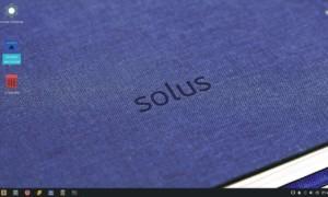 Solus versión 3 a ser probada