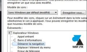 Eliminar el sonido de clic en el Explorador de Windows