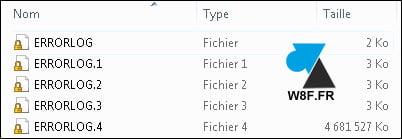 SQL Server: eliminar un gran registro de errores