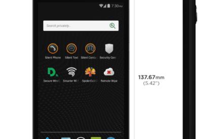 BlackPhone: el smartphone para hackers