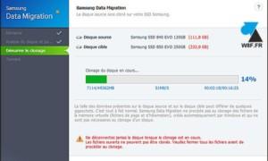 Clonación de un disco duro a una unidad SSD de Samsung