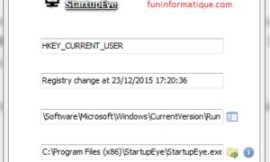 Detener el software que se inicia en el inicio
