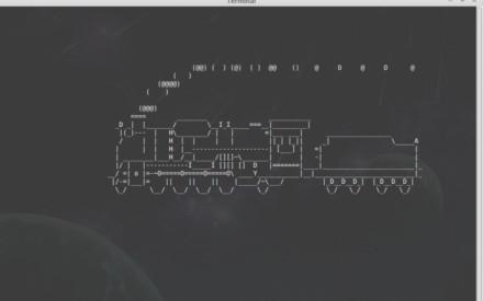 El terminal Linux para la diversión