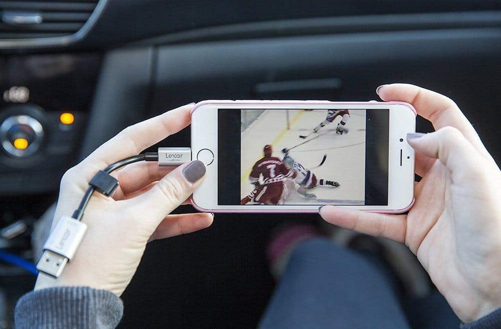Gestiona el espacio de almacenamiento del iPhone / iPad / iPod (iOS 11)