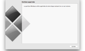 Eliminar BootCamp Windows de tu Mac