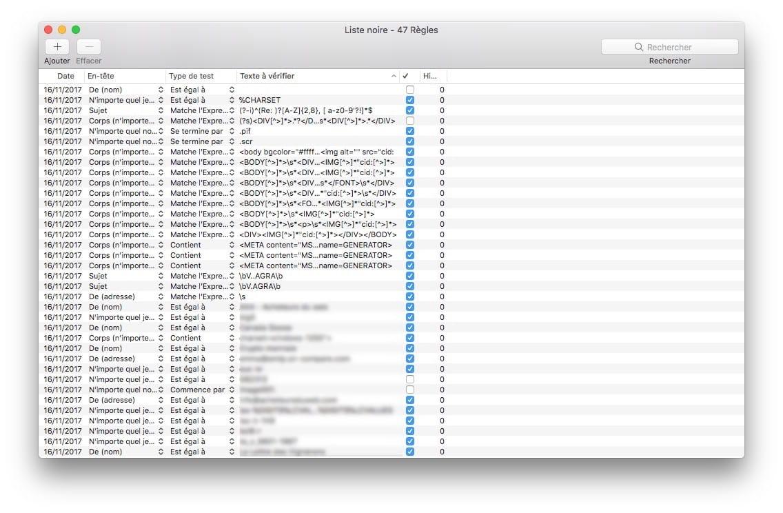 Eliminar el spam en Mac con Mail, Airmail, Outlook.....