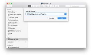 Eliminar una extensión o plugin de Safari (Sierra, El Capitan)