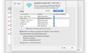 Gestiona tus redes WiFi en macOS Mojave (10.14)