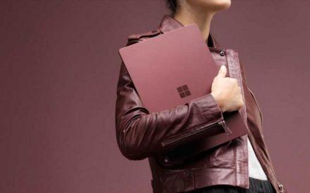 Surface Laptop: Microsoft presentará un nuevo ordenador, los primeros comunicados de prensa