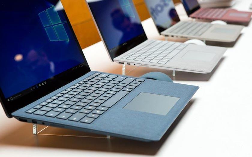 Microsoft: Las Superficies están siendo torpedeadas por el American Que Choisir