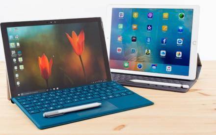 Surface Pro 4: Microsoft aborda el iPad Pro con severidad en este nuevo anuncio