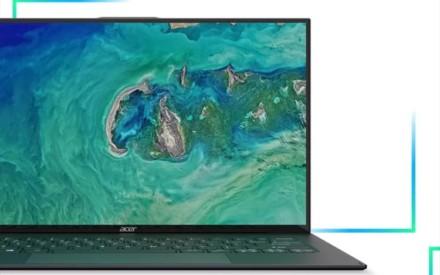 Acer presenta la nueva versión de Swift 7 y afirma ser el portátil más delgado del mundo