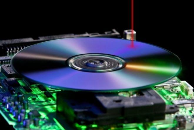 Sony y Panasonic anuncian un disco con 300 GB de almacenamiento