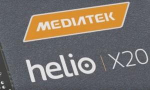MediaTeK presenta el Helio X20, el procesador de diez núcleos