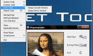 Net Tools - Una herramienta para hackers