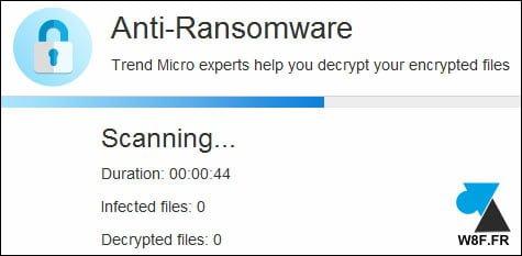 Recuperar archivos bloqueados por ransomware
